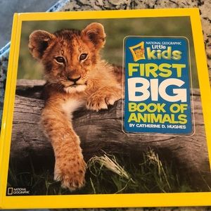 Hard cover First book of Animals 3/$15